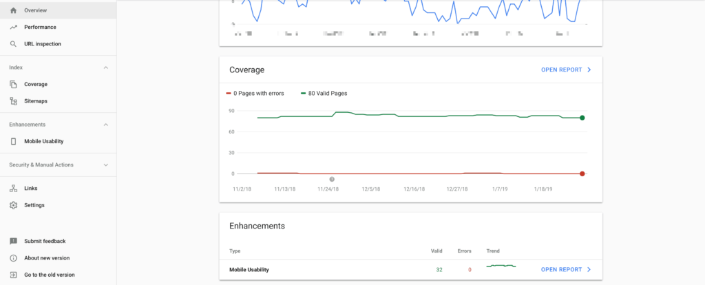 Google Search Console gives you helpful information as part of your website maintenance.