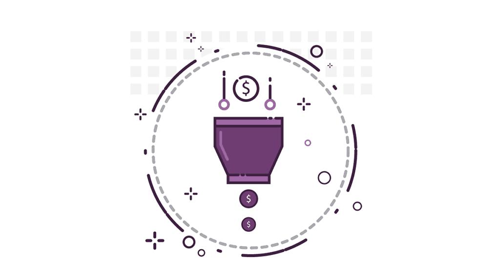 sales funnel for WordPress design